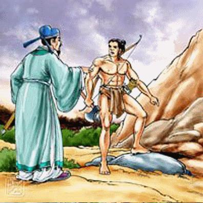 Thạch Sanh vs. Lý Thông
