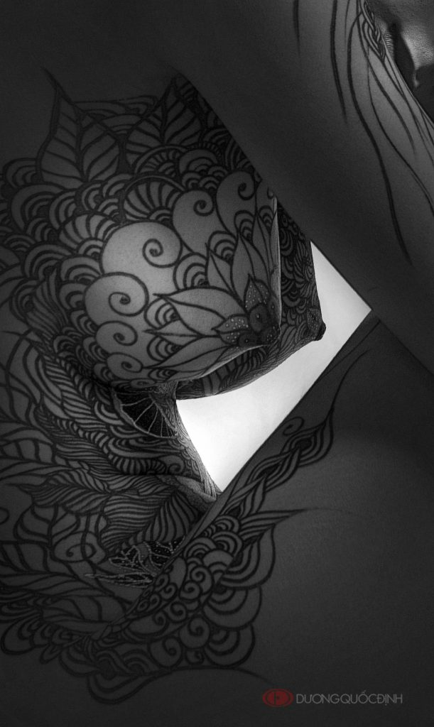 Top 3/10 Body Painting Art | Dương Quốc Định