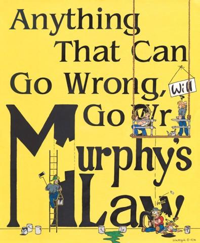 Hình Định luật Murphy