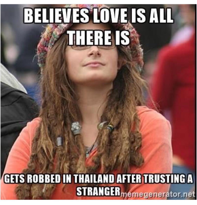 Tin rằng tình yêu là tất cả – Bị cướp ở Thái Lan vì tin người lạ