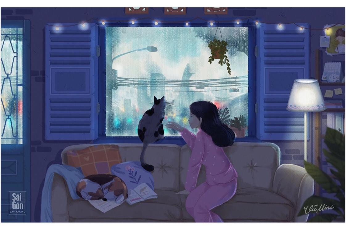 Sài Gòn có mưa